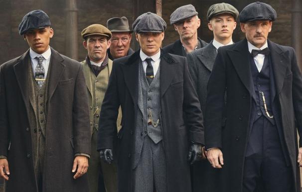 La serie 'Peaky Blinders' está producida por la BBC y se puede ver completa en Netflix