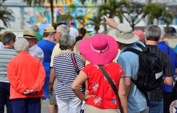 La llegada de turistas internacionales crece un 8,8% hasta julio en Canarias, con 8,1 millones
