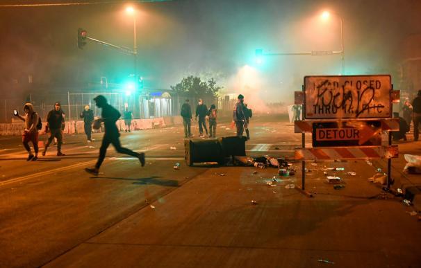 Protestas en EEUU por la muerte de de George Floyd por la actuación policial