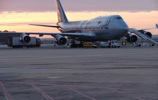 El Jumbo es un modelo de avión fácilmente reconocible por su cabina en alto