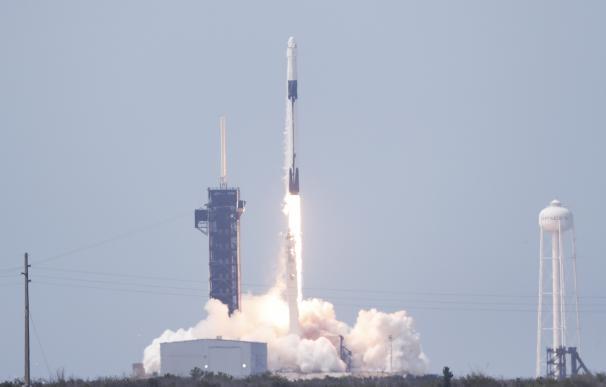 EEUU vuelve a lanzar desde su territorio una nave al espacio de la mano de Musk