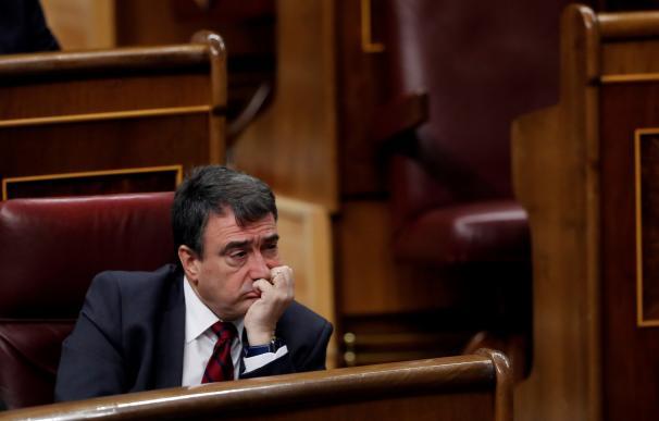 Aitor Esteban - PNV debate de investidura