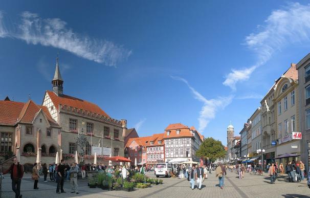 La ciudad de Göttingen