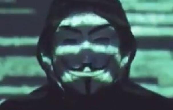 Anonymus en Twitter