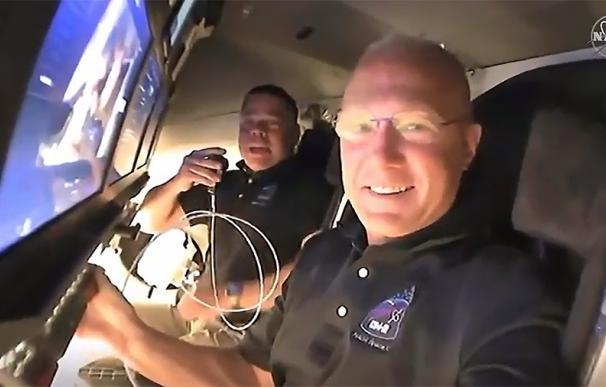 La Crew Dragon de SpaceX ya forma parte de la Estación Espacial Internacional