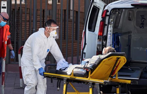 Muertos coronavirus pandemia cuarentena estado de alarma