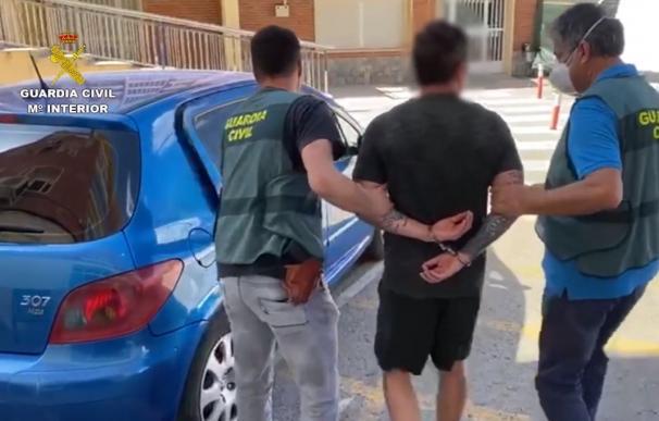 Dos detenidos por la muerte de un hombre en Mijas