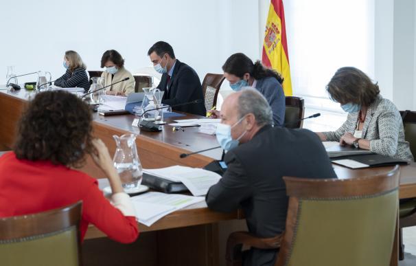 Consejo de Ministros reunión 9/6/2020