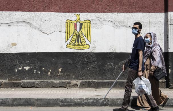 Coronavirus, Egipto El Cairo