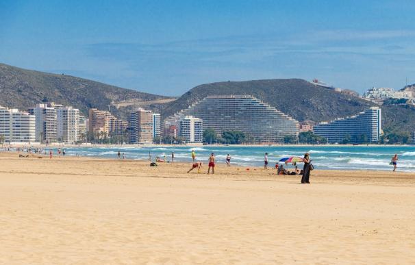 Playa de Cullera (Valencia)