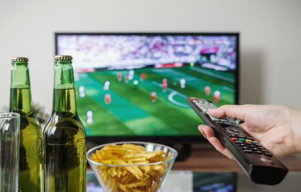 como ver futbol en tv