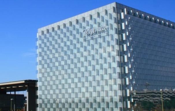 Sede de Telefónica en Madrid Sede de Telefónica en Madrid 5/6/2020