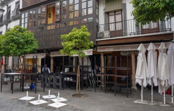 Bar cerrado Eibar