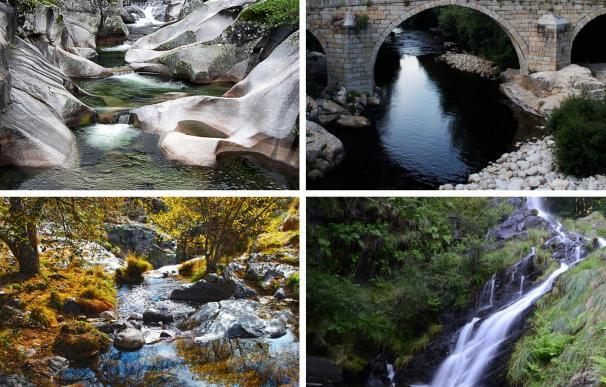 Collage de destinos