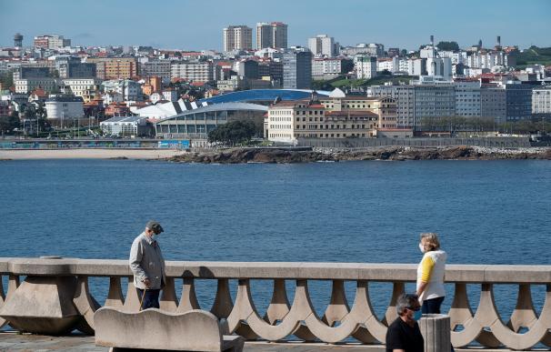 Galicia es la primera comunidad que abandona la desescalada impuesta durante el estado de alarma.