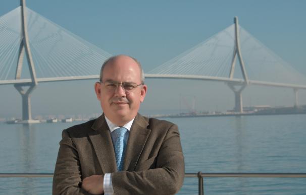 Javier Sánchez Rojas, presidente de la Confederación de Empresarios de Cádiz.