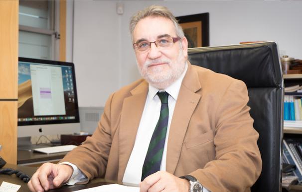 Ángel Puente, presidente del Círculo de Sanidad.