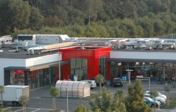 La empresa cárnica Tönnies en Alemania