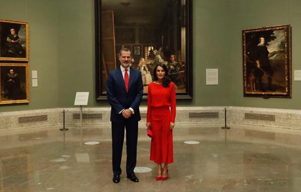 """Los Reyes presentan hoy la campaña """"Spain for sure"""" para atraer turistas"""