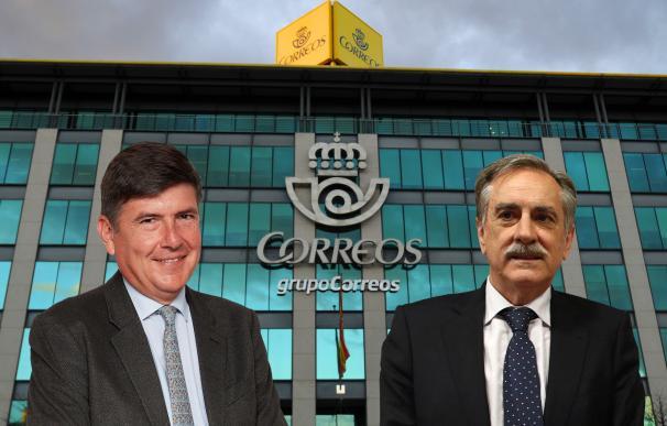 Correos ha fichado a los exministros Valeriano Gómez y Manuel Pimentel