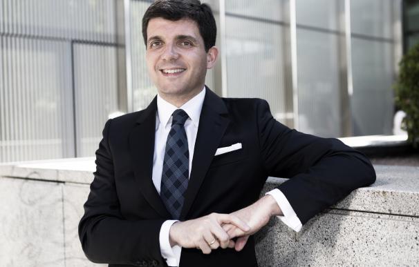 Vicente Rodríguez, socio director de Beka Finance