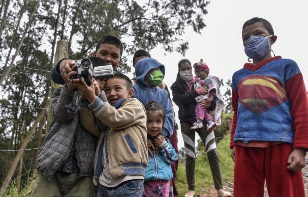 Niños Colombia