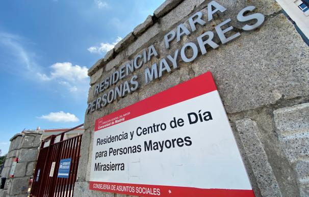 Residencias madrid