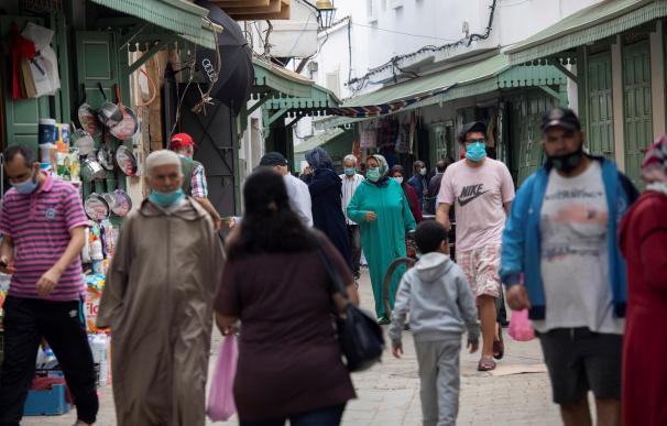 Marruecos suspende la Operación de Paso del Estrecho