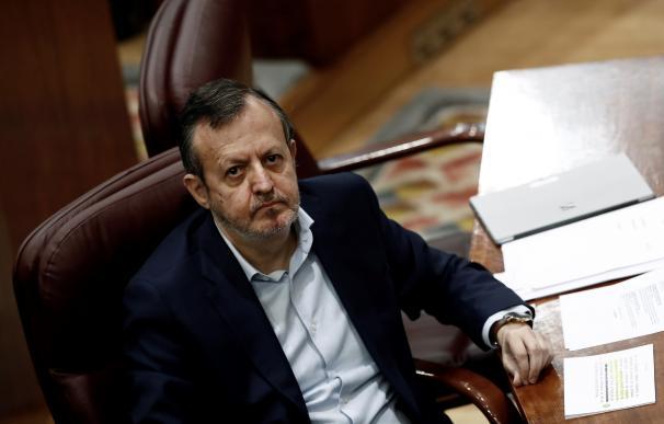 El consejero de Políticas Sociales, Alberto Reyero