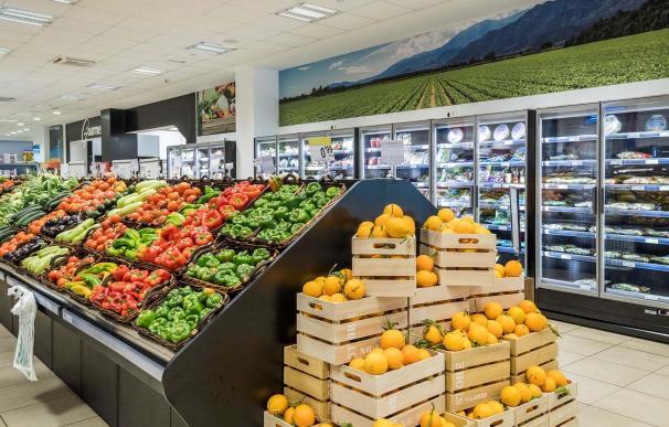 Un supermercado del grupo IFA.