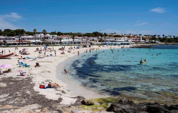 Menorca playa coronavirus
