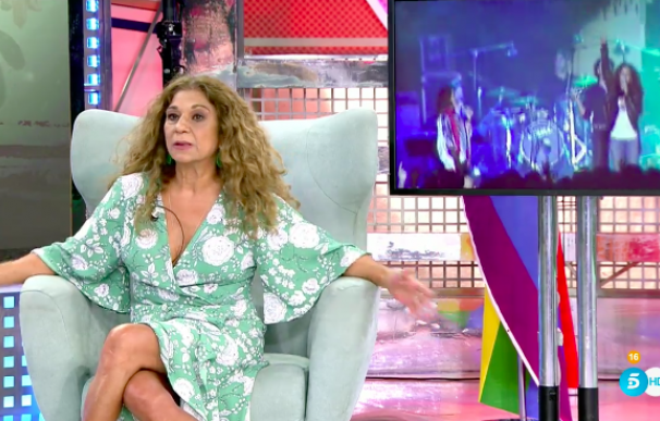 """El drama de Lolita en el confinamiento por la Covid: """"He pasado mucho miedo""""."""