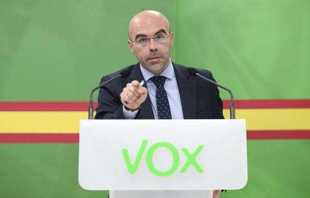 Jorge Buxadé, Vox 22 JUNIO 2020 DERECHA;POLÍTICA;MEDIOS DE COMUNICACIÓN 22/6/2020