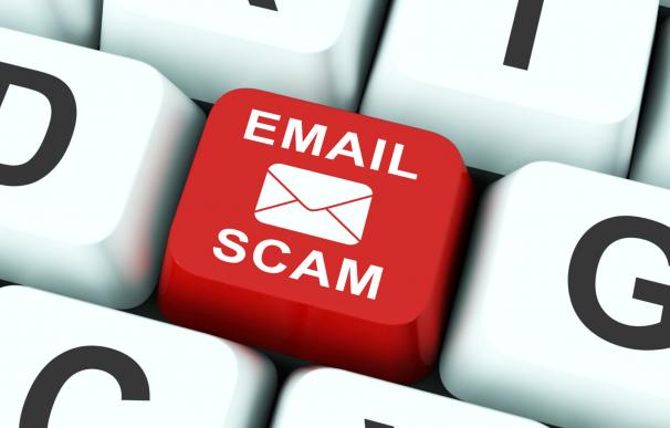 El correo electrónico fraudulento que puede llegar sobre el Euromillones.