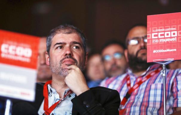 El sindicado dirigido por Unai Sordo se desmarca de la reversión de la reforma laboral