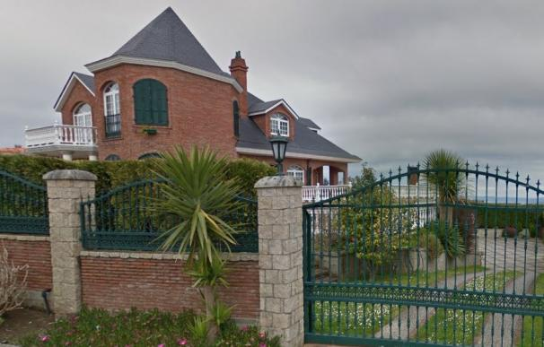 Casa okupada en Zapateira