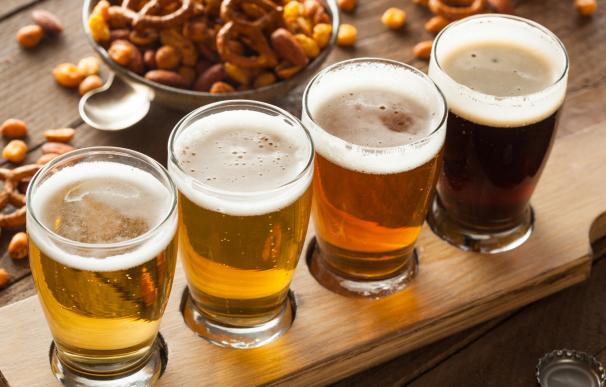 Mejores cervezas, segun la OCU