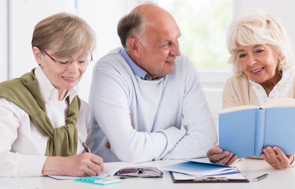 El cálculo de la pensión de jubilación viene determinado por varios factores.