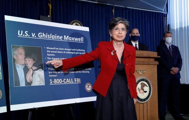 Ghislaine Maxwell arrestada por el caso Jeffrey Epstein