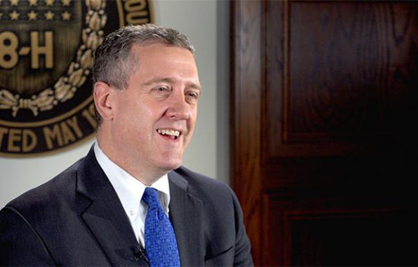 James Bullard (Fed) advierte de una posible oleada de quiebras empresariales por la Covid