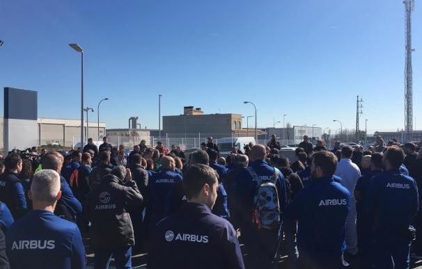 UGT C LM rechaza los despidos en Airbus y baraja un calendario de movilizaciones para salvar el empleo