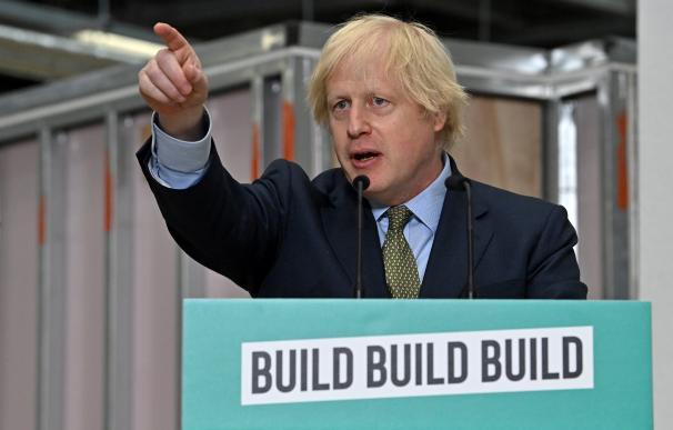 Boris Johnson vive uno de sus peores momentos al frente del Reino Unido.