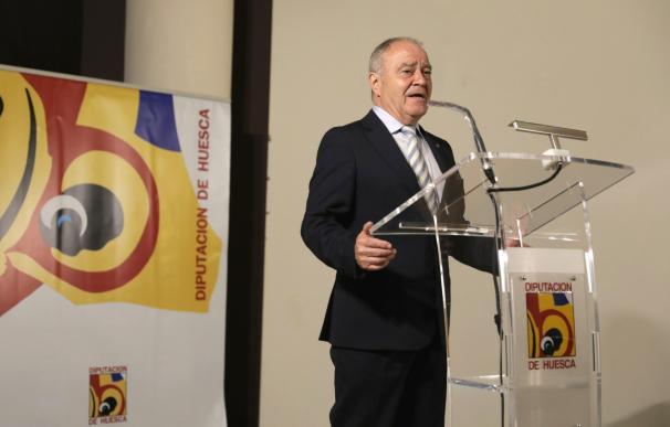 presidente de Huesca, Miguel García