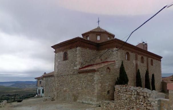 Iglesia de Alacón