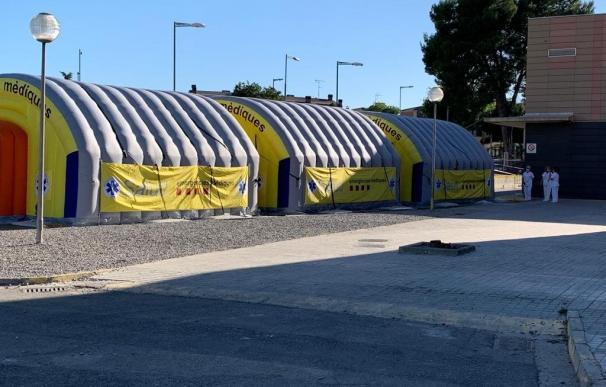 La epidemia avanza sin control en la comarca del Segrià (Lleida)