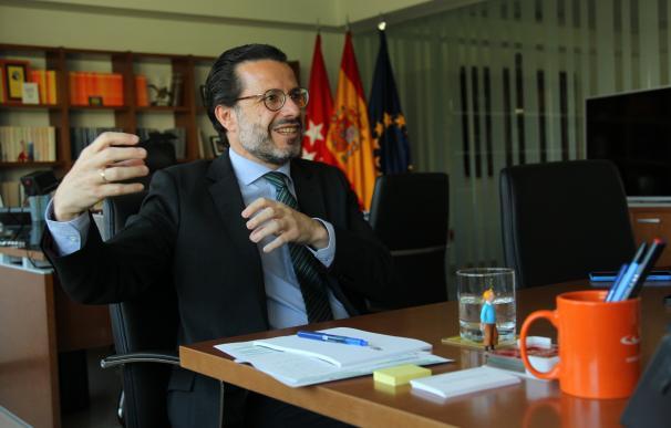 """Lasquetty: """"Sánchez quiere controlar empresas, eso es como el INI de Franco"""""""