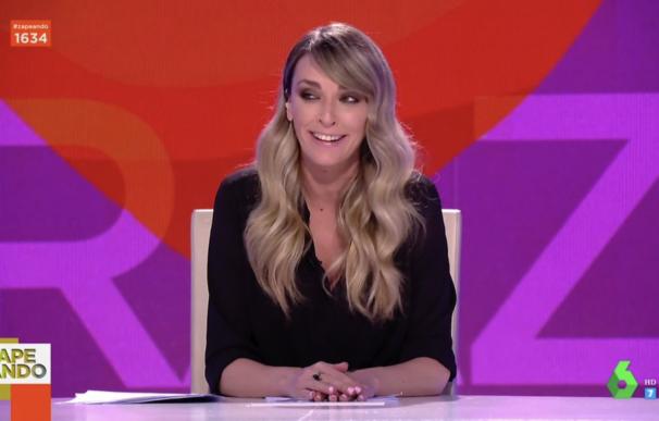 Ana Simon este jueves en 'Zapeando'