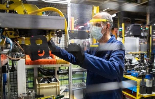 La industria de Italia se recupera