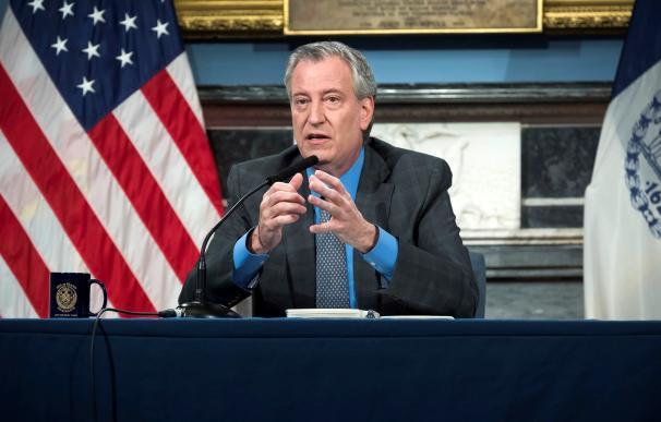 alcalde de Nueva York, Bill de Blasio