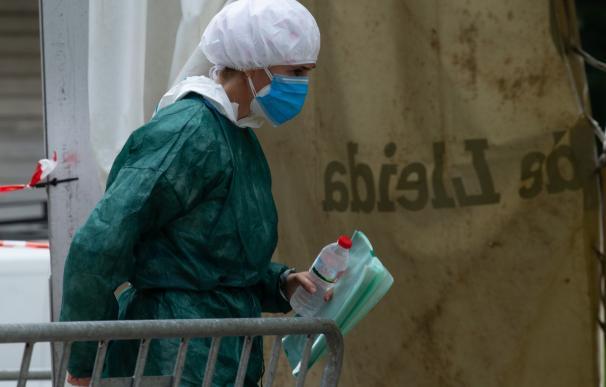 Foto Generalitat estudia medidas para endurecer el confinameinto en Lleida - coronavirus